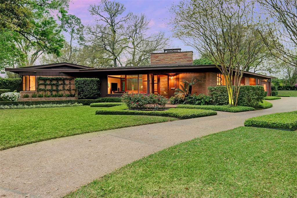 Houston mod mod of the month april 15 modciti for Mid century modern architects houston